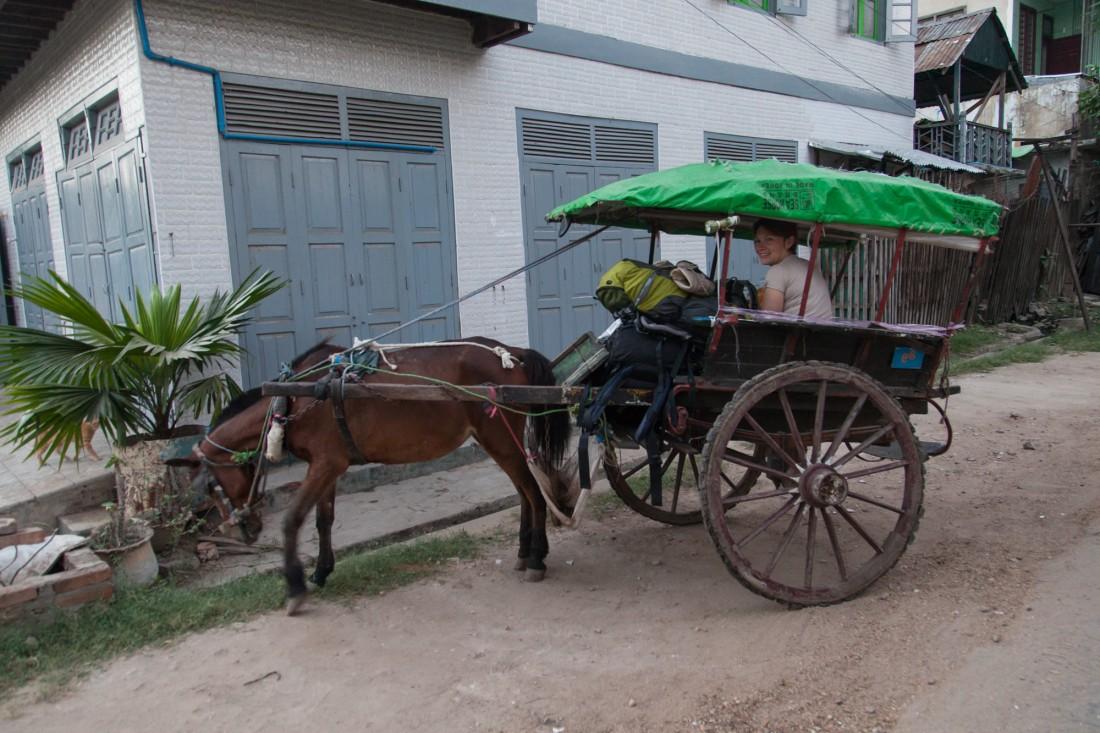 Horse-Cab