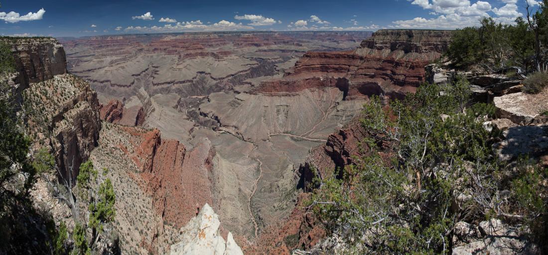 Grand Canyon National Park Panorama