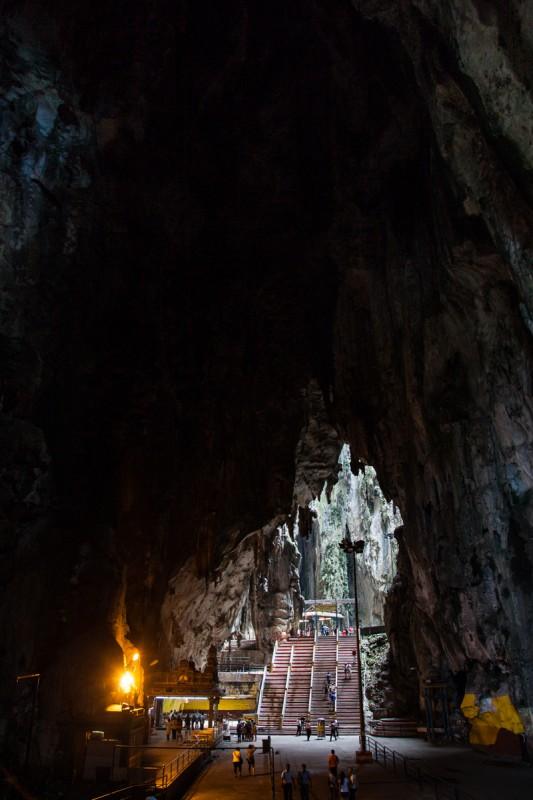 Die Tempelhöhle