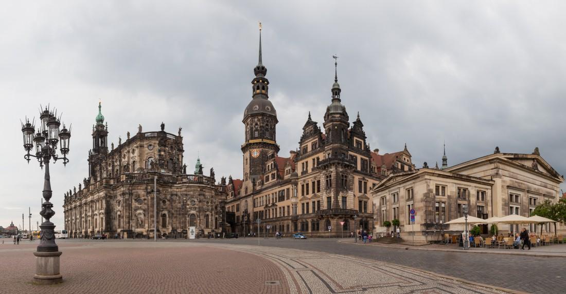 Teaterplatz Dresden