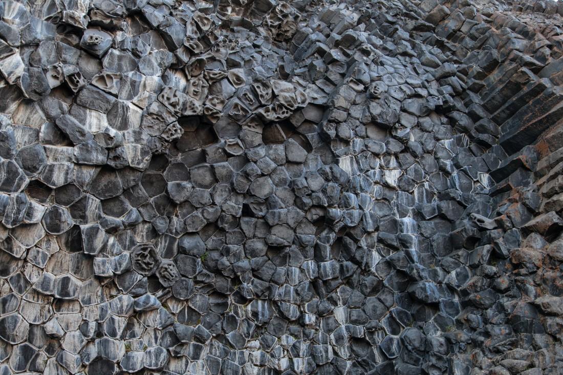 Basalt Formationen