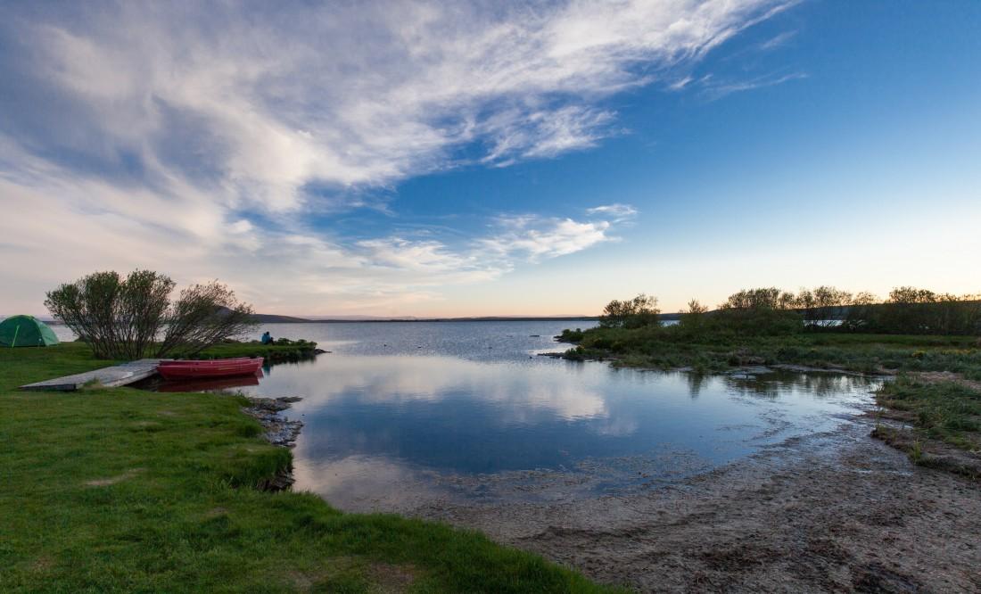 Campingplatz am Myvatn See