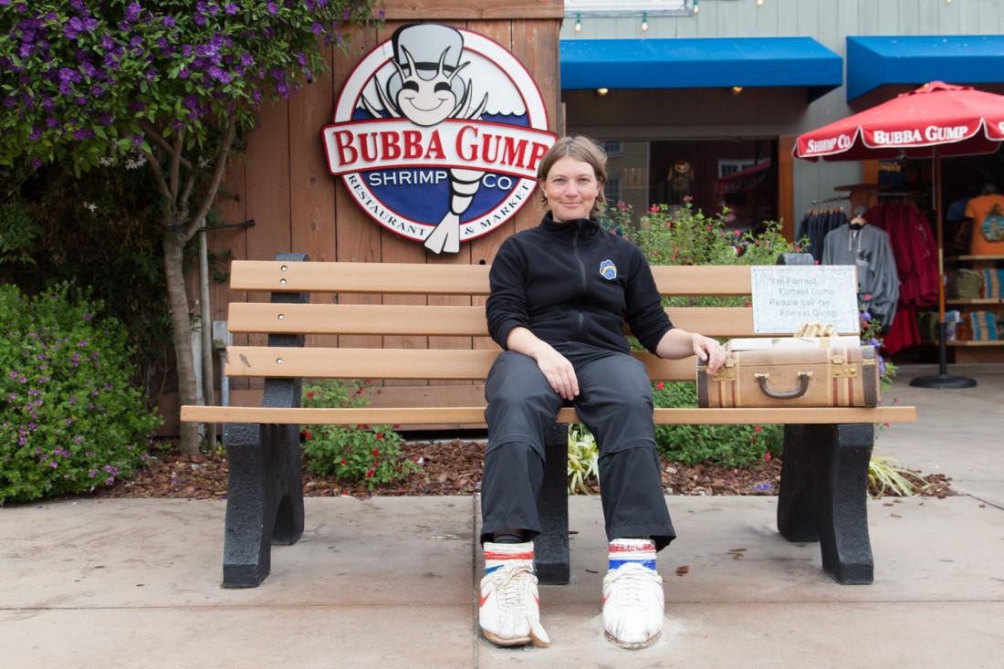 Unsere nächsten Ziele auf dem Highway #1 waren Monterey und das luxeriöse Carmel. Während Monterey mit seinen alten Fischkonservenfabriken weniger beeindruckte, zeigte sich Carmel als hübsches Luxusdörfchen. In der Stadt , in der sogar Clint Eastwood schon mal Bürgermeister war reiht sich eine hübsche Boutique an die nächste.